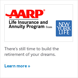New York Life Aarp >> Aarp Life Insurance And Annuity Program From New York Life New